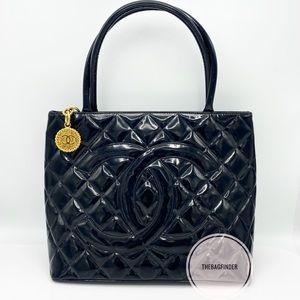 Chanel Medallion Patent